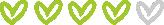 Livona-Empfehlung: 4 von 5 Punkten