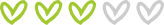 Livona-Empfehlung: 3 von 5 Punkten