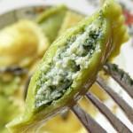 Guten Apetit mit den Bio-Ravioli mit Spinat-Ricotta-Füllung
