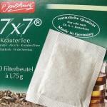7x7 Krautertee von P. Jentschura