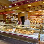 Bio-Bäckerei Heller Laden innen