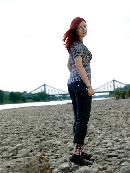 Öko-Designer-Jeans von Buck´s House of Jeans