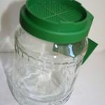 Keimglas für Sprossen