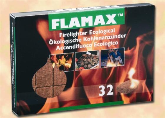 Packung Grillanzünder von Flamax
