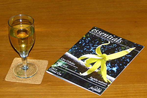Bio-Wein und farfalla-Magazin