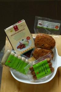 Veganes Grillpaket von smilefood