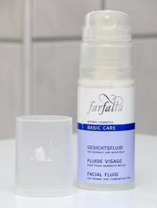 farfalla Basic Care Gesichtsfluid