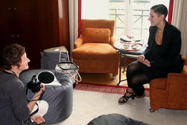 Interview mit Magdalena Schaffrin