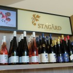 Stagard Bio-Wein-Sortiment in der Krems-Information