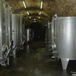 Stahltanks im Keller