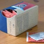 eine Schachtel Glühweingewürz von Sonnentor