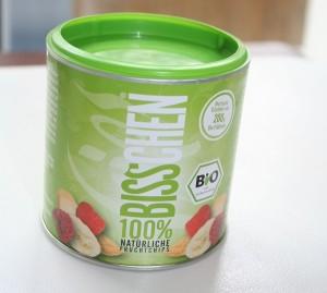 Trockenfrüchte Verpackung