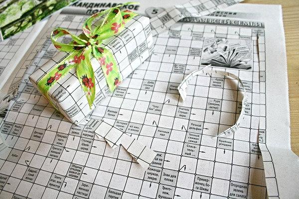Alternative Geschenkverpackungen