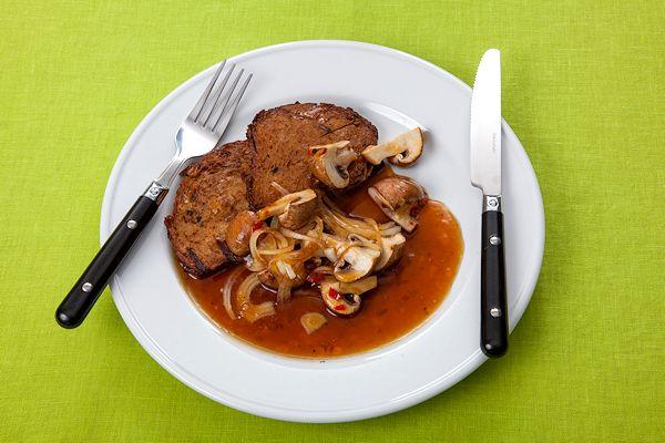 Veganes Hauptgericht zum Grillen