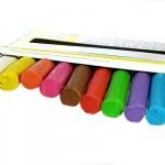nawaro bunte Knete in 10 Farben