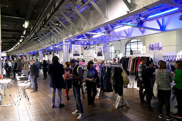 Ethical Fashion Show 01-2015 im Postbahnhof