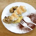 Dessert Scheiterhaufen - Resteküche