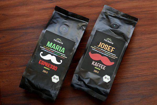 Herbaria Maria + Josef Espresso und Kaffee