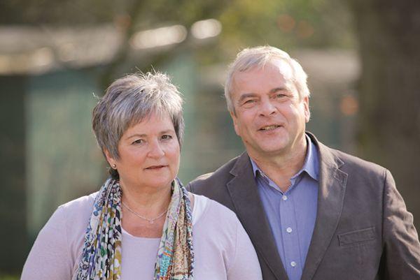 Gisela Kaufmann-Maas und Reinhard Maas