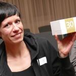 Gewinnerin Scarlett Schieke von kokku