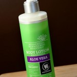 Urtekram Body Lotion Aloe Vera im Pumpspender
