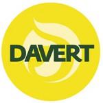 Logo Davert gelb