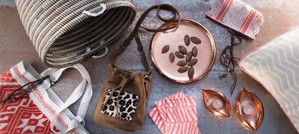 amodini Fairtrade Dekoration und Taschen