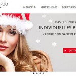 Mix my Shampoo Screenshot-Weihnachten