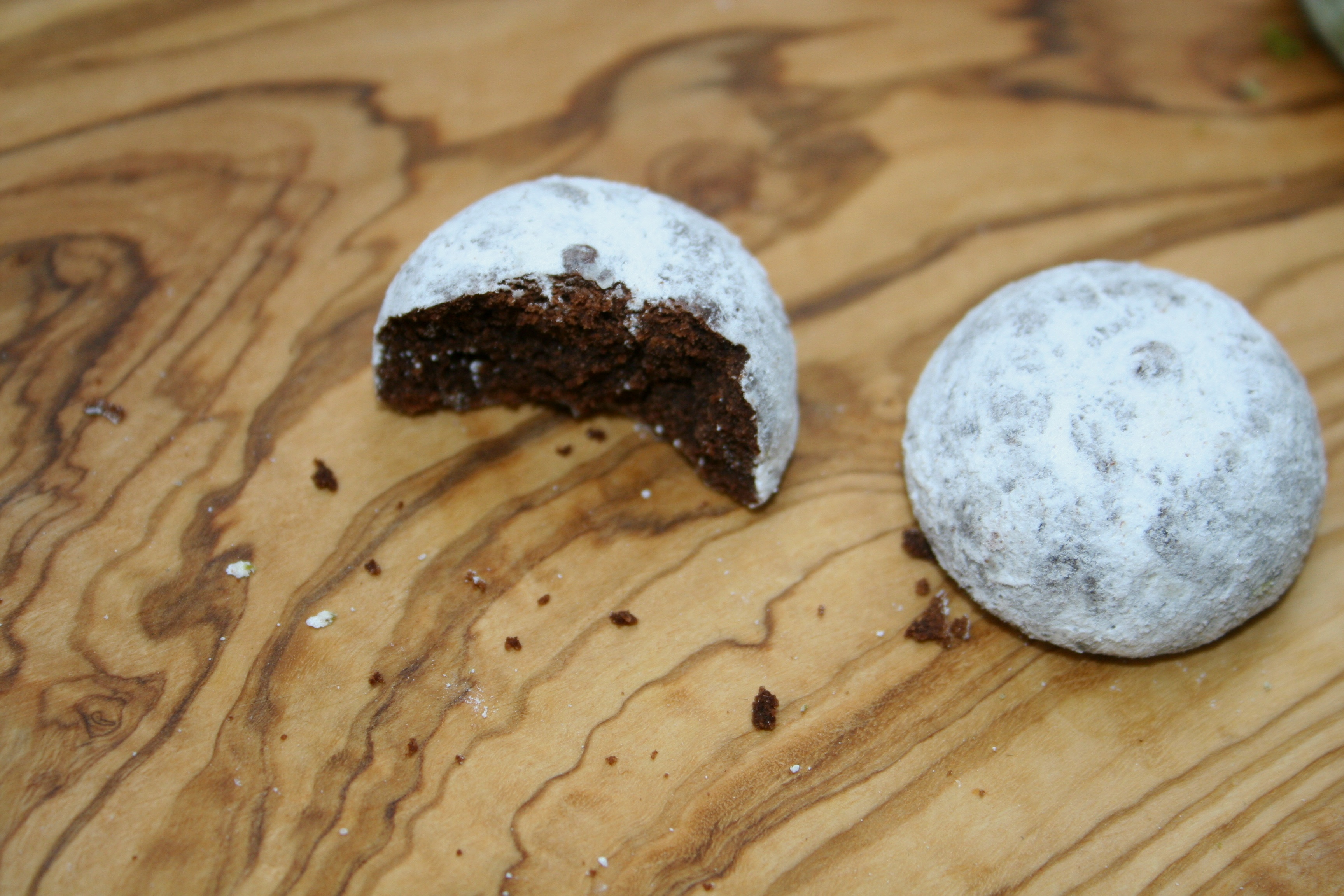 paupau Kekse Schokolade