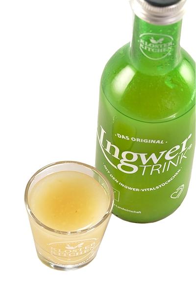ingwer drink kloster