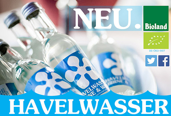 Havelwasser-Flyer