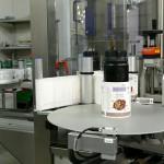 Bei Bio Planete in der Produktion