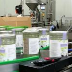 Bio Planete Kokosöl Abfüllanlage