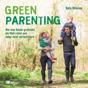 Buchcover Green Parenting