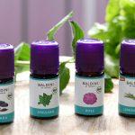 Baldini Bio-Aroma Tonka, Oregano, Rose, Lemongras