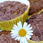 Kürbiskern-Muffins
