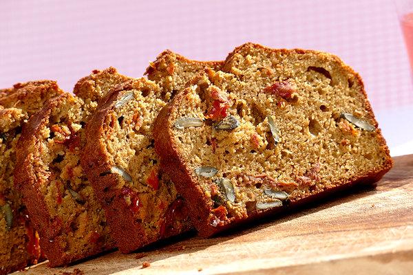 Le Cake Provencal in Scheiben