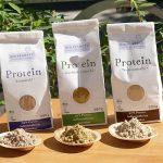 Protein-Mehle