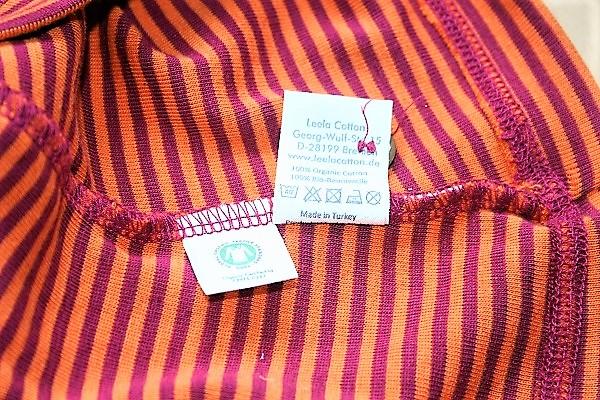 Leela Cotton Label