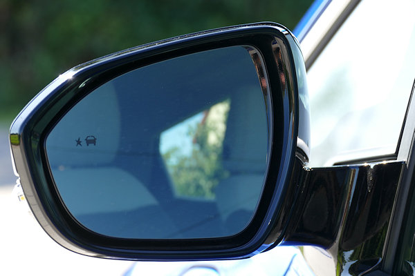 Ampera-E Seitenspiegel