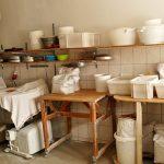 Blick in die Demeter-Bäckerei