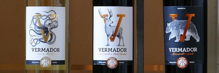 Vermador Bio-Wein aus Spanien