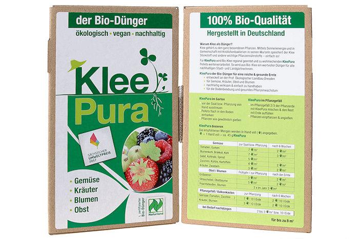 KleePura Biodünger Beschreibung