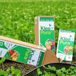 KleePura Kleefläche mit Bio-Dünger