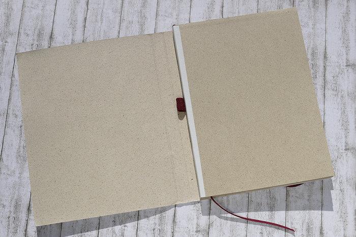 Matabooks handgefertigt mit Stifthalter