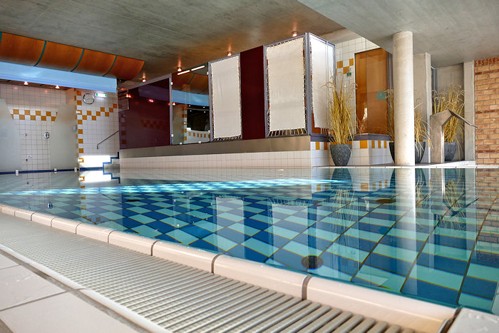 Bio-Hotel Ramsauhof Schwimmbad
