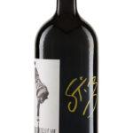 1,5 Liter Magnumflasche Rotwein aus Italien von Sting mit goldenem Stift handsigniert